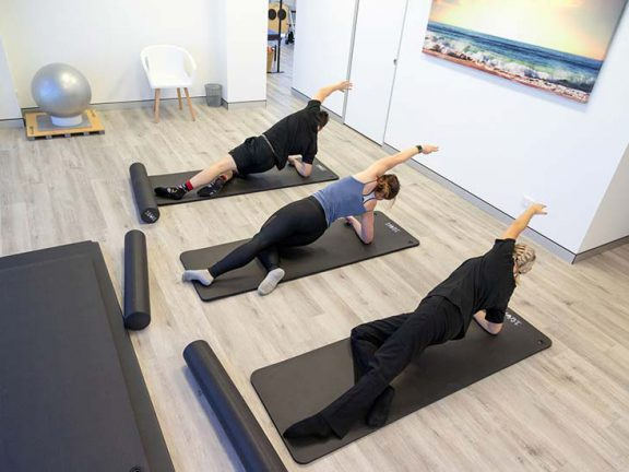 Pilates at Oceanside Physio